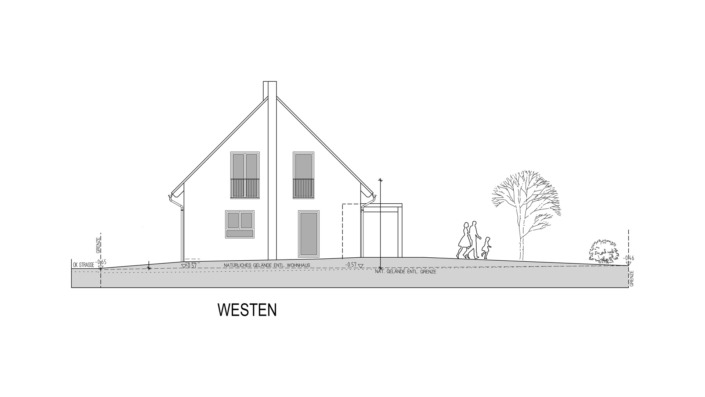 EFH 96 Ansicht West