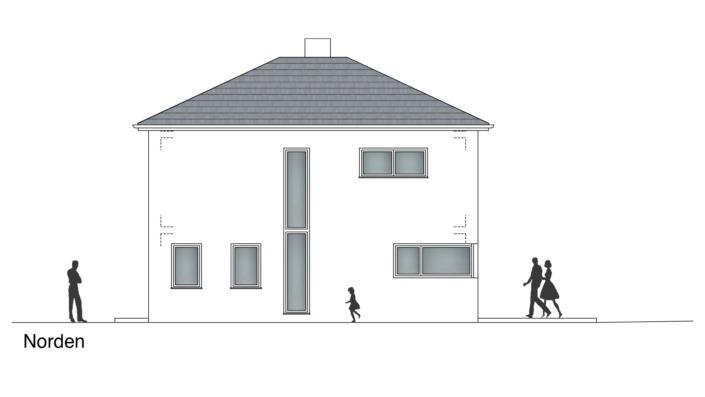 Einfamilienhaus mit 111 qm