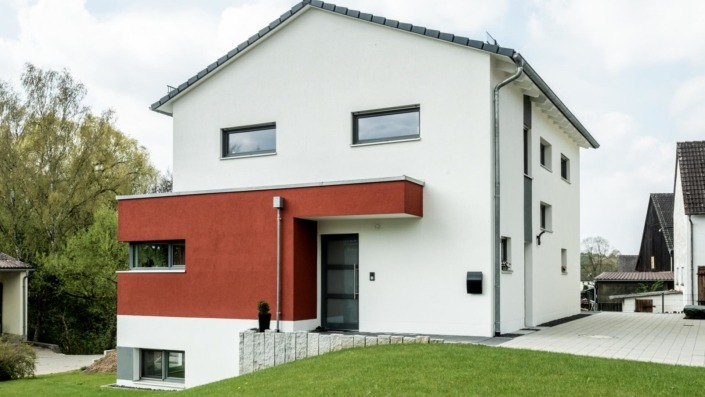 Einfamilienhaus, 138 qm