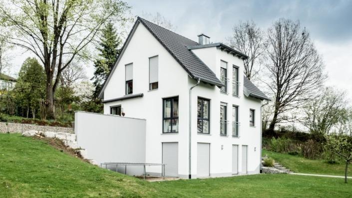 Einfamilienhaus, 138 qm, Ansicht