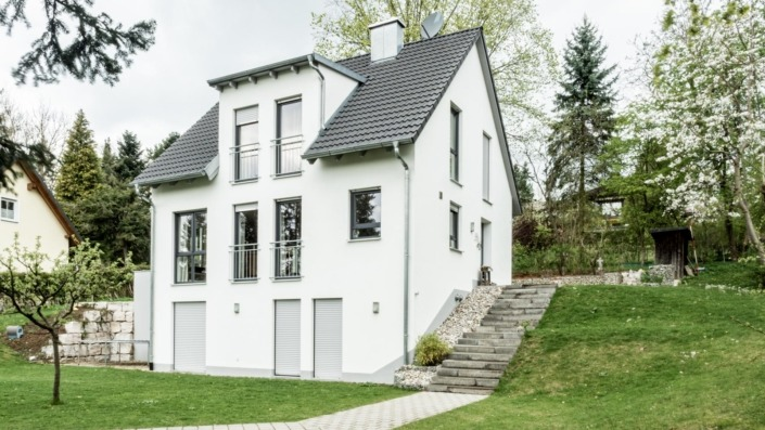 Einfamilienhaus 138 qm