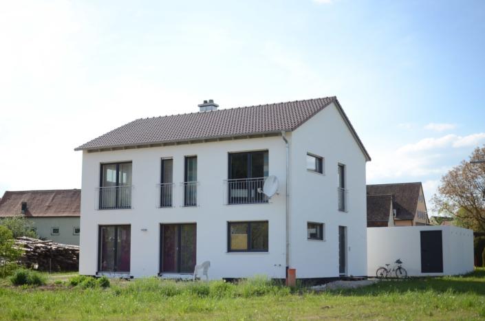 Einfamilienhaus mit 160 qm