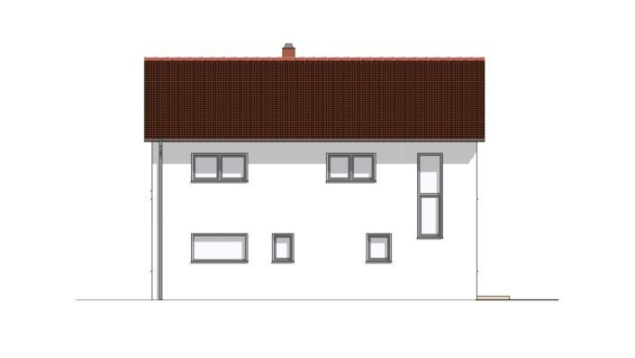 Einfamilienhaus mit 167 qm ohne Keller, Ansicht 2