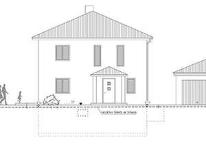 Einfamilienhaus mit 136 qm