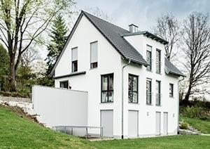 Einfamilienhaus mit 138 qm
