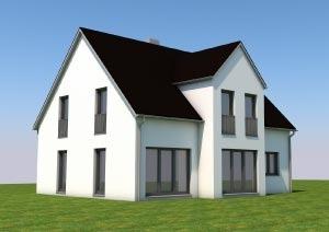 Einfamilienhaus 145 qm