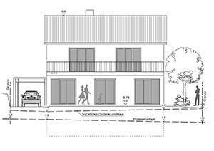 Einfamilienhaus mit 154 qm