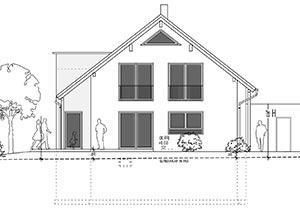 Einfamilienhaus mit 171 qm