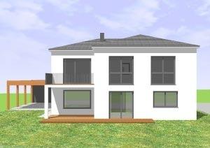 Einfamilienhaus 183 qm