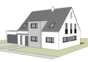 Einfamilienhaus 188 qm