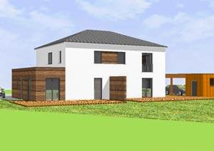 Haus mit Einliegerwohnung