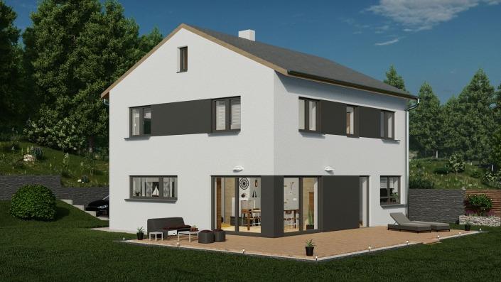 Einfamilienhaus mit 130 qm