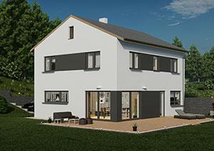 Haus 130 qm
