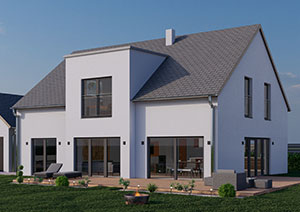 Haus mit 191 qm